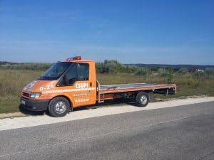Külföldön Autómentés Autószállítás külföldön