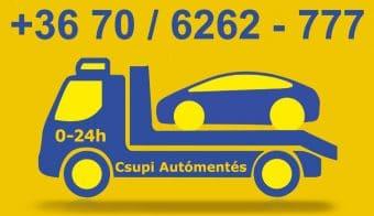 Autómentés furgonmentés Non Stop  Autómentő Tréler Hidroplató SOS 0-24 Emelővillás autómentés SOS 0-24 Non-Stop Autómentés Budapest Csupi autómentés