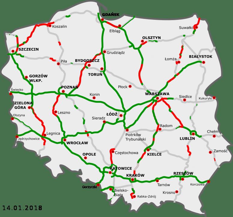 Lengyelország Autómentés Autószállítás