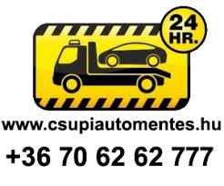 Autómentés Gyál SOS 0-24 Furgonmentés autómentő
