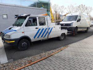 Non-Stop SOS 0-24 Autómentés villás Villás autómentés Villás furgonmentés Műszaki mentésKisteherautó mentés 0-24h