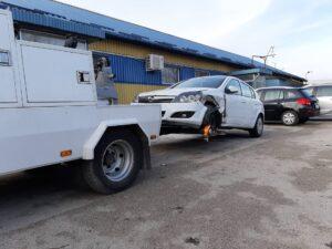 Autómentés villás Villás autómentés Villás furgonmentés emelve vontatás Műszaki mentésKisteherautó mentés 0-24h
